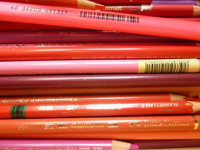 Werkzeuge Stifte