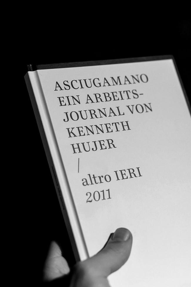 Buchgestaltung für den Verlag Altro Ieri aus Berlin/Rom, 2012