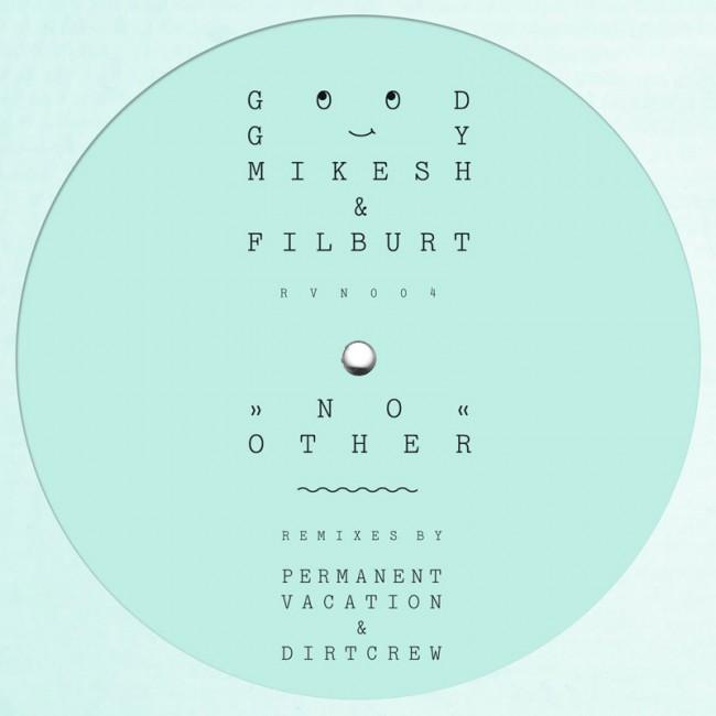 Plattencovergestaltung für die Band Good Guy Mikesh & Filburt, Kunde: Riotvan, 2012