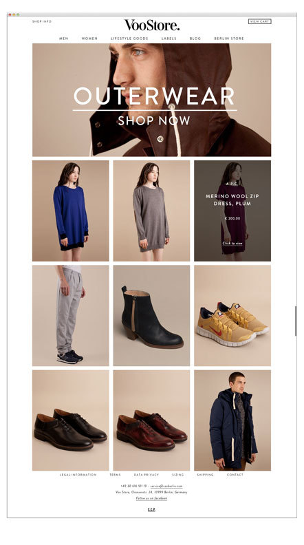 Bild Voo Store