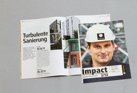 Bild Implenia Magazin