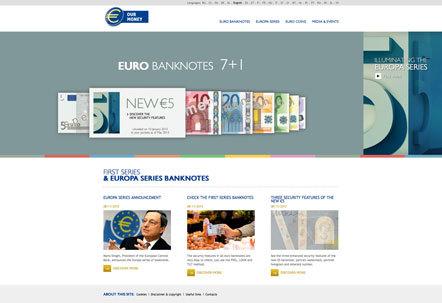 Bild Neue Euro-Noten