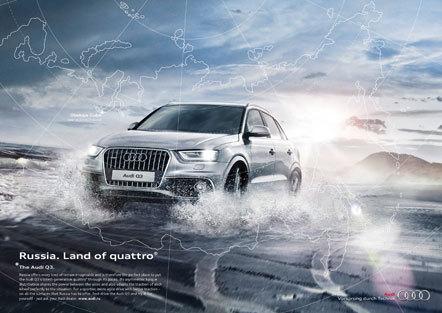 Bild Audi Russland