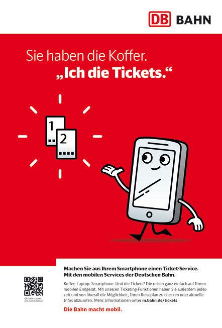 Bild Deutsche Bahn mobil