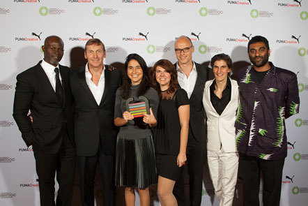 Bild Puma Creative Impact Award