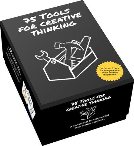 Bild Tools for Creative Thinking