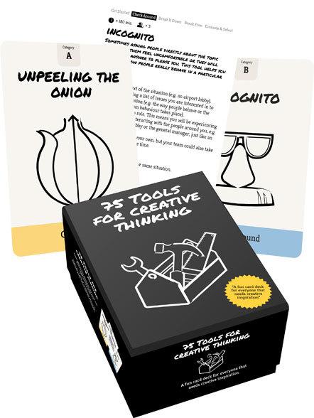 Bild 75 Tools for Creative Thinking