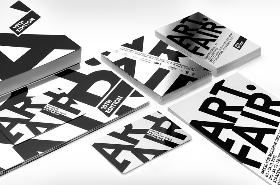ArtFair 2012: Corporate Design