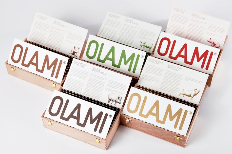 Olami: Corporate & Packaging Design