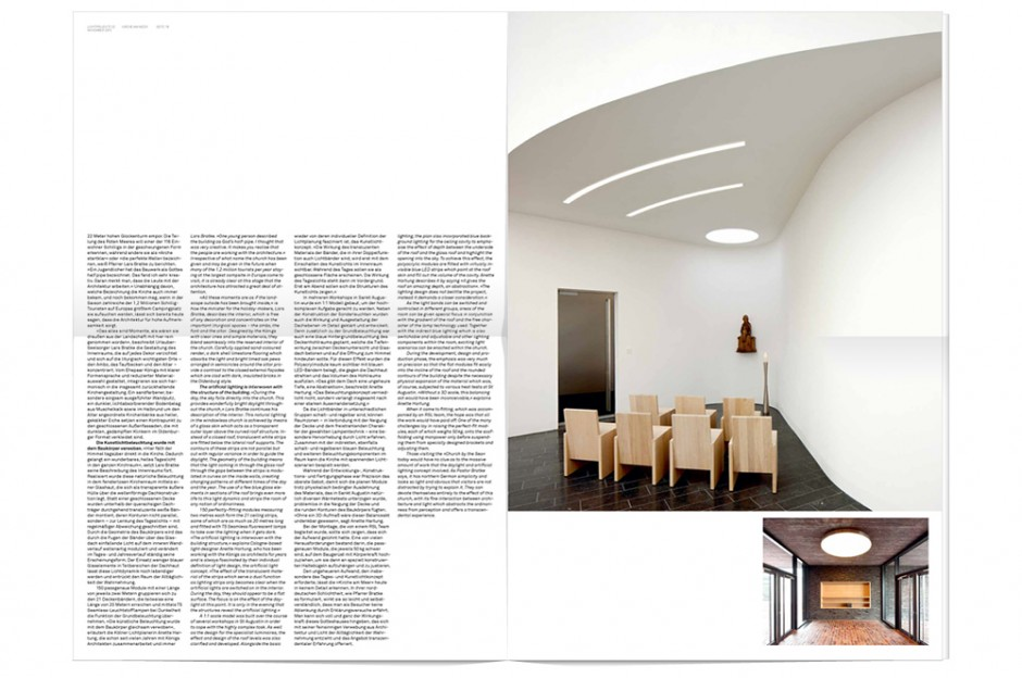 RSL Lichttechnik GmbH & CO. KG: Magazin & Corporate Design