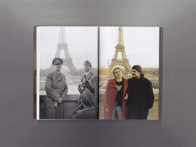 Das kleine Buch »The Axe«, in Zusammenarbeit mit Patrick Waterhouse entstanden, will verlorene Zusammenhänge unserer Gesellschaft aufzeigen