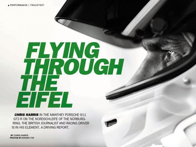 Das Porsche Magazin | KircherBurkhardt Christophorus