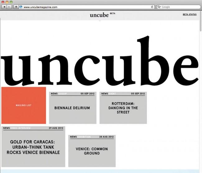 uncubemagazine.com | HENKELHIEDL