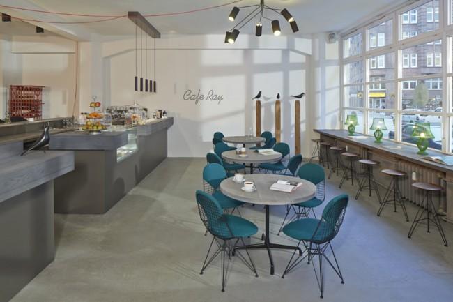Das Café Ray,  Foto: Eduardo Perez