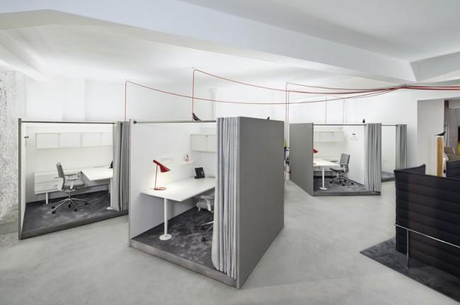Die Work Boxes, Foto: Eduardo Perez