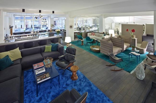 Lounge Area, Foto: Eduardo Perez