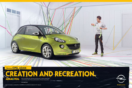 Bild Opel Adam