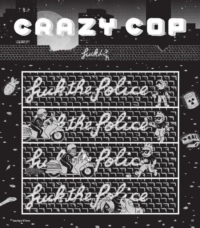 Crazy Cop