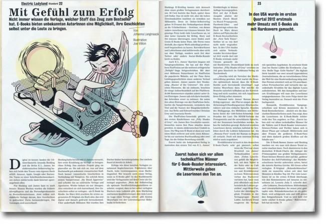 Illustration für »Missy« 03/12