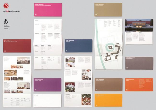 Schloss Hohenkammer, Corporate Design für ein Seminarzentrum