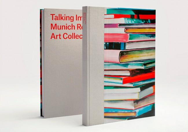 Munich Re, Talking Images, Buchgestaltung