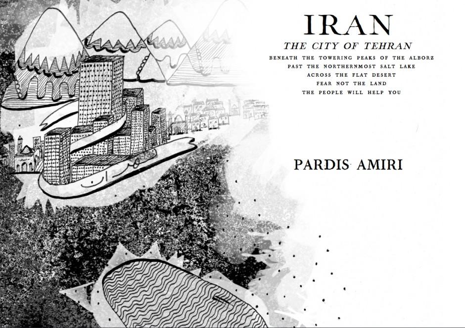 »For you the Traveller«: Teheran