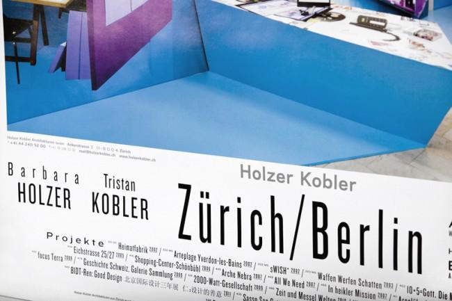 Holzer Kobler  © Oliver Vaccaro