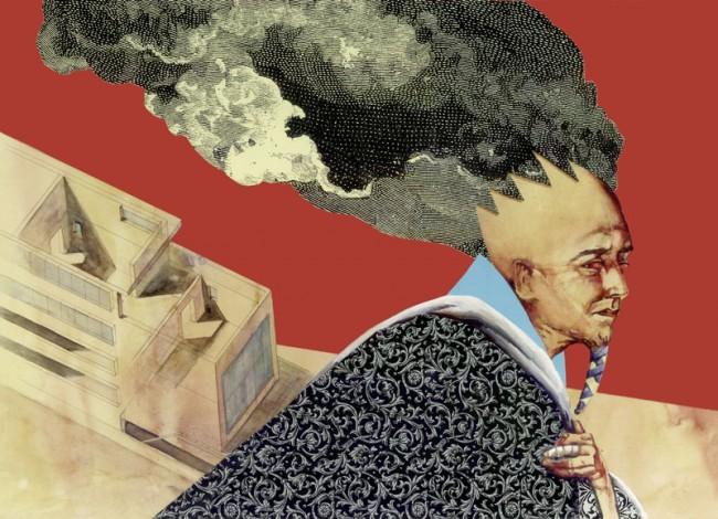 Der gläserne König, Cover für Pandora #01, 2007