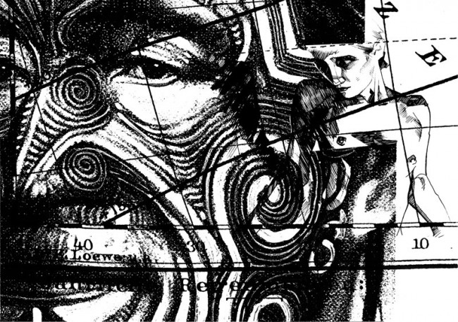 Haut ohne Masken, Spex #241, 2005