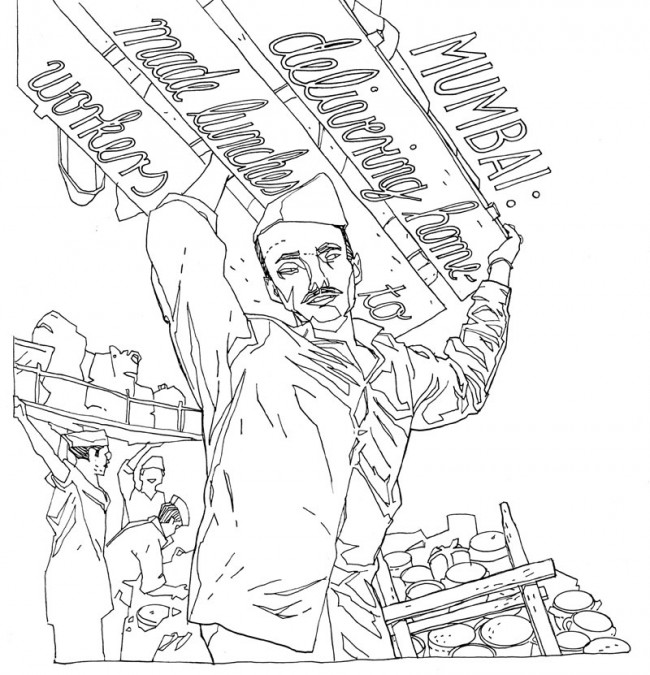 Mumbai, 30 Days (Unikatbuch), 2007