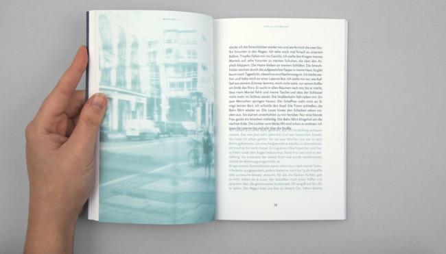 Buchgestaltung (literarische Anthologie) »IN DIESEN HÄUSERN – Streifzüge durch deutsch-jüdische Berliner Vergangenheiten« für: Edition Paechterhaus