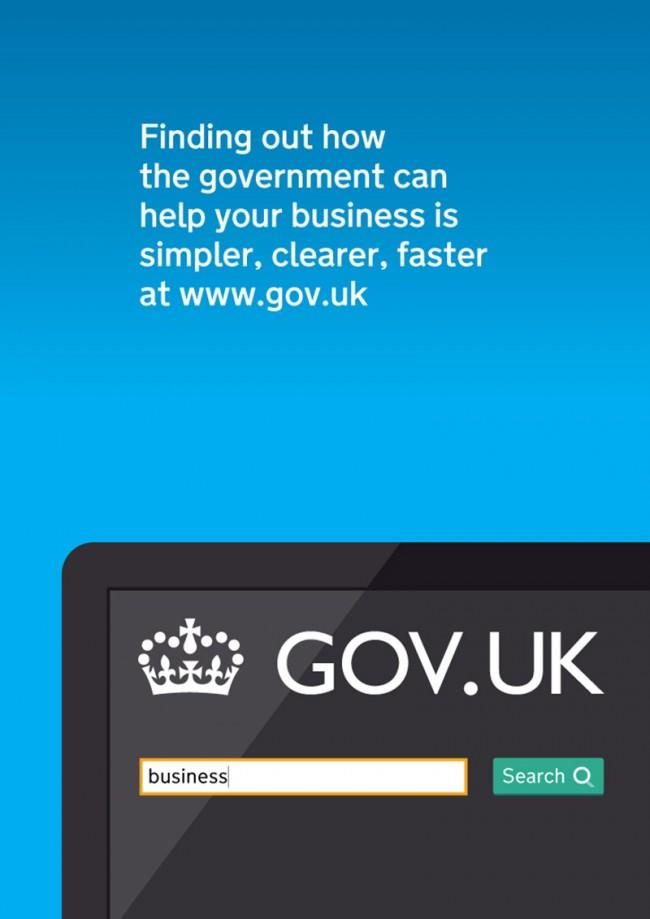 GOV.UK WEBSITE Designed by Government Digital Service