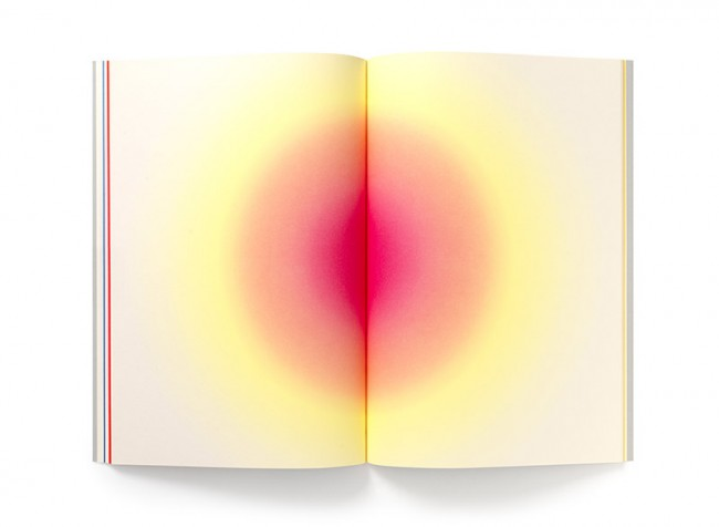 ZUMTOBEL ANNUAL REPORT Designed by Brighten the Corners and Anish Kapoor