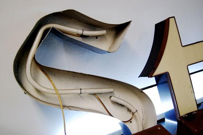 Neue Blicke - Tolle Stücke  www.buchstabenmuseum.de  Foto: Claudia Börner