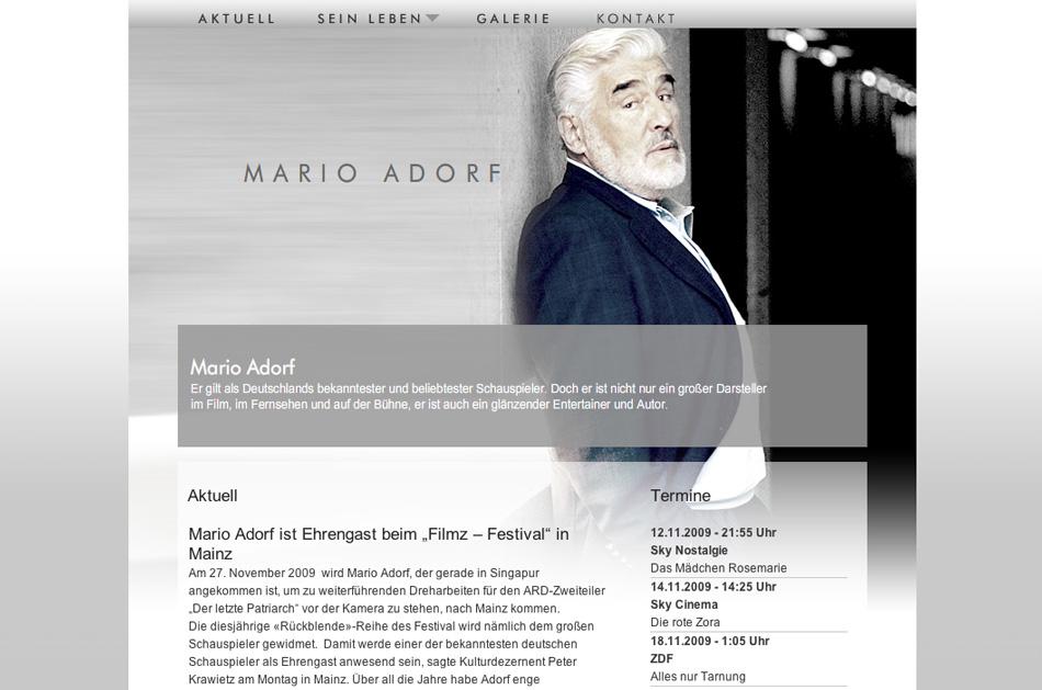 adorf-website