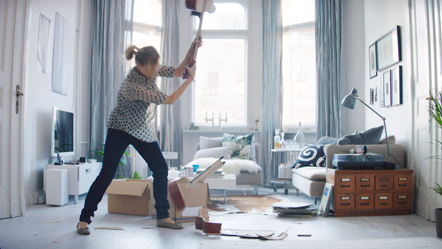 Bild IKEA Neuanfang