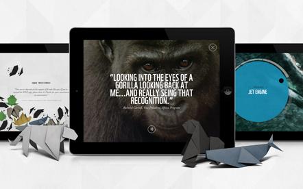 Bild WWF App