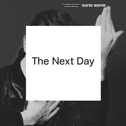 Bild David Bowie The Next Day