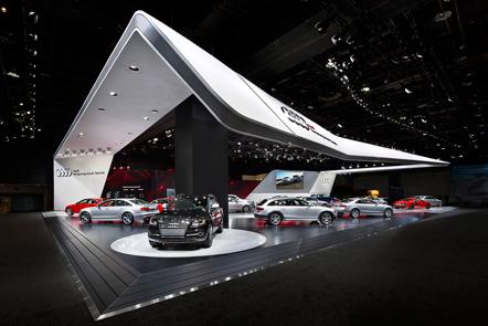 Bild Audi Detroit