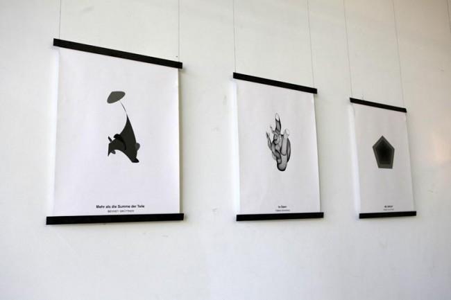 Plakatserie, FH Münster, mit Tobias Banning und Robin Schüttert, 2013