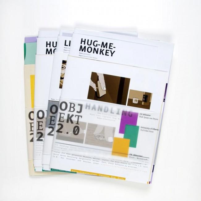 Objekt 2.0, Semesterdokumentation, FH Münster, 2012