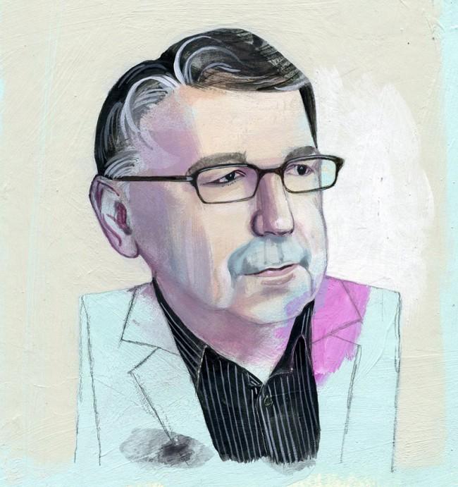 »Ulrich Khuon« für die Berliner Zeitung, 2010