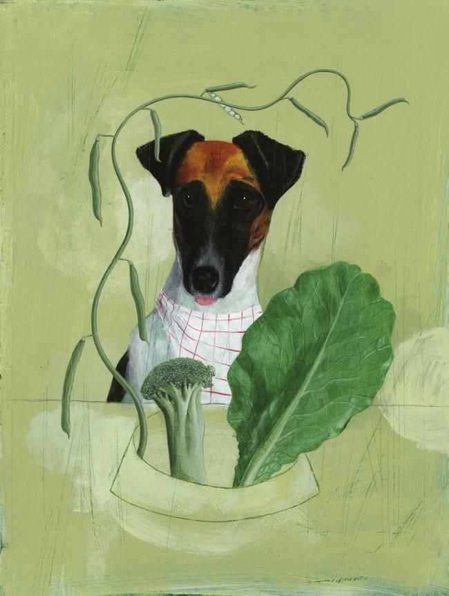 »Vegetarische Ernährung« für Dogs, 2009