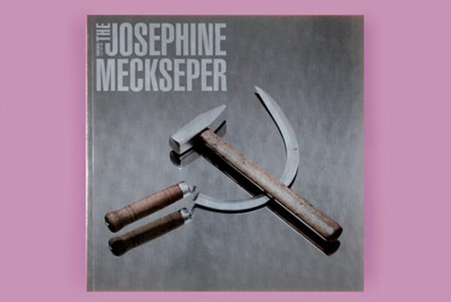 Kunstkatalog für Josephine Meckseper