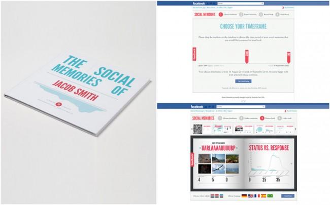 Social Memories Fotobuch Portal inkl. Fotobucherstellungs-App/Deutsche Post AG