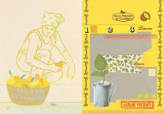Contadina, La cucina dolce, Jacoby & Stuart