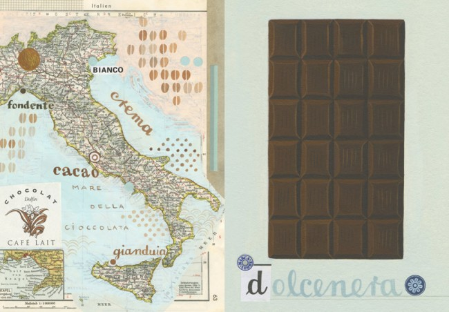 Chioccolata, La cucina dolce, Jacoby & Stuart