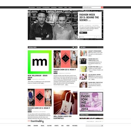 Bild frontlineblog