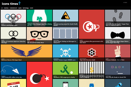 Bild Icons Times
