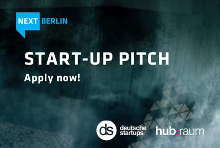 Bild Next Start-up Pitch